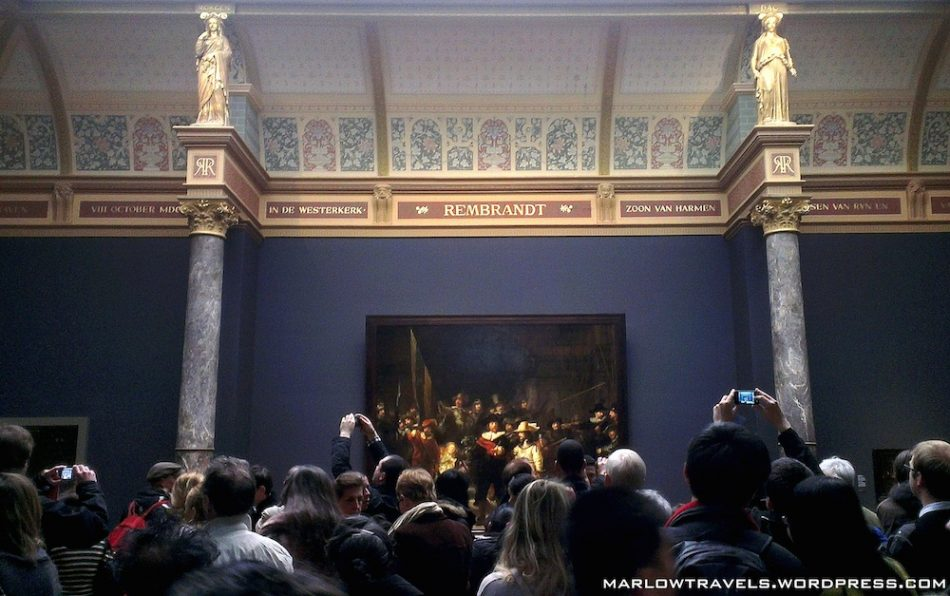 A Day Out: 'Het Rijksmuseum'