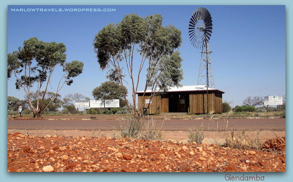 Glendambo, Outback, Australia | via It's Travel O'Clock