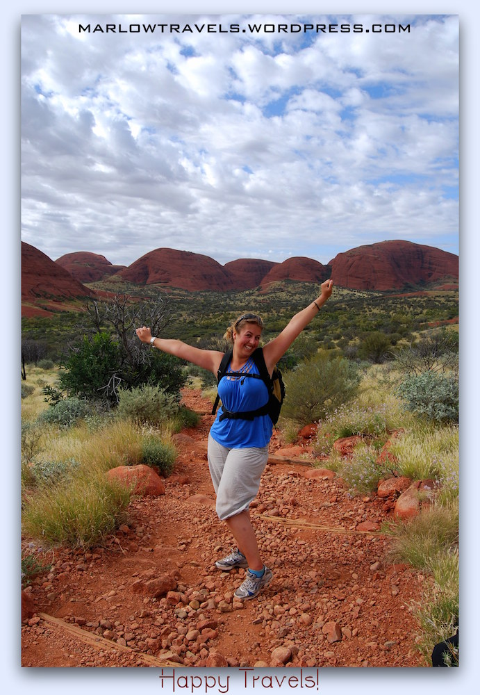 Happy travels in the Outback, Australia | via It's Travel O'Clock