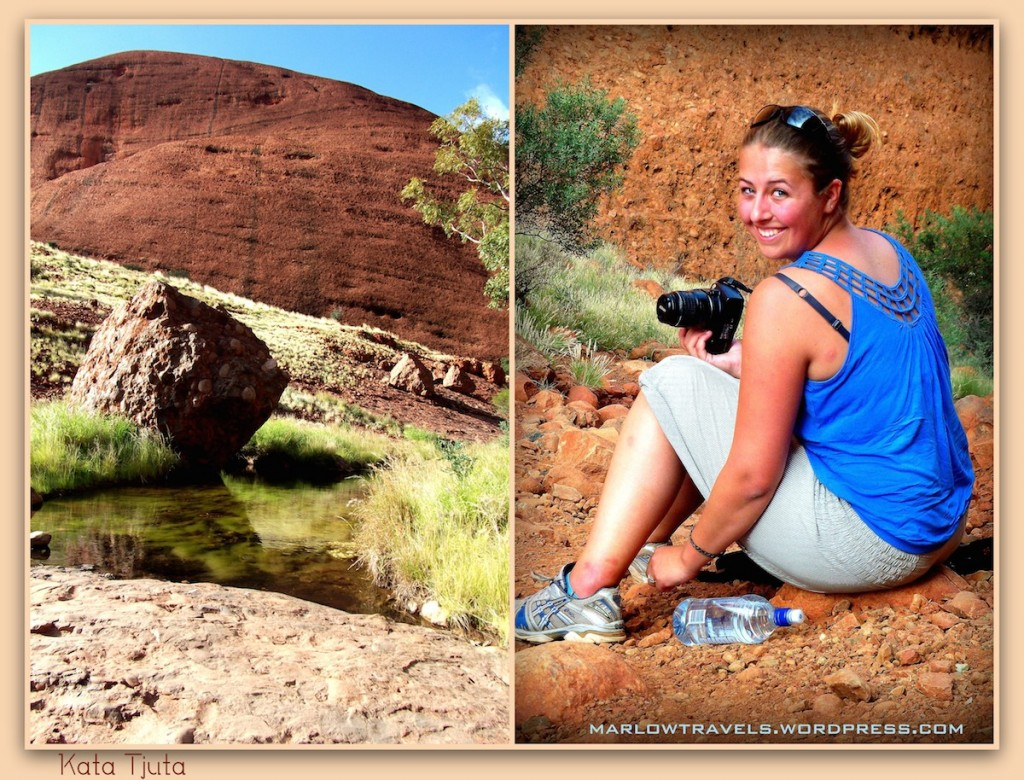 Outback adventures at Kata Tjuta in Australia | via It's Travel O'Clock