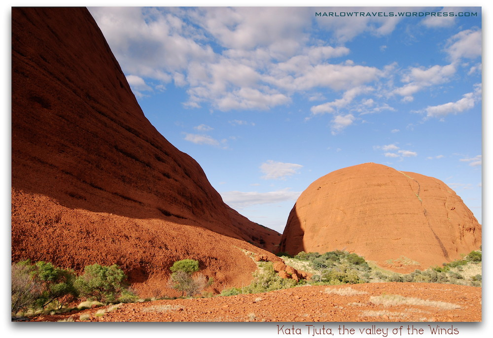 Valley of the Winds at Kata Tjuta, Outback, Australia | via It's Travel O'Clock