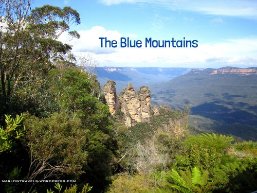 Sunkissed: The Blue Mountains