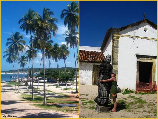 Fort Orange - Brazilie