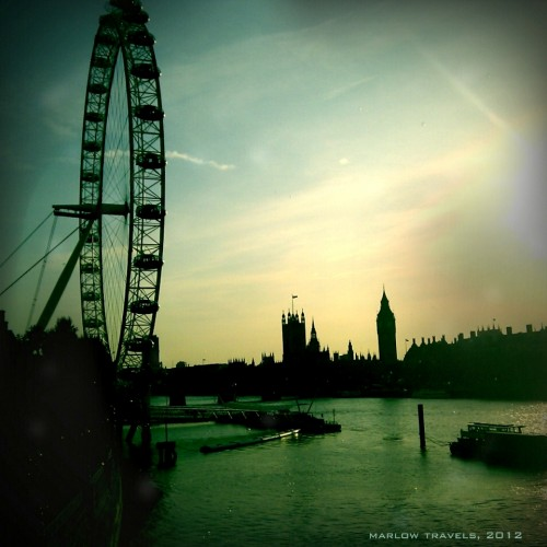 London Southbank Westminster