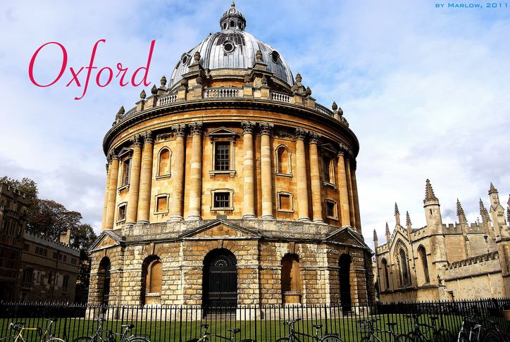 Sunkissed: Oxford