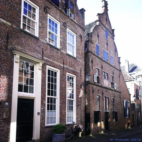 Menstraat Deventer | via It's Travel O'Clock