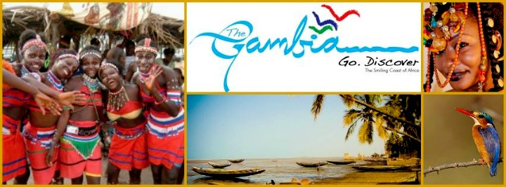 Gambia the Smiling Coast of Africa