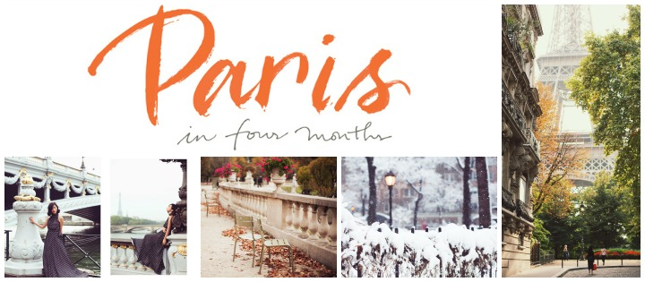 Paris in Four Months Photography