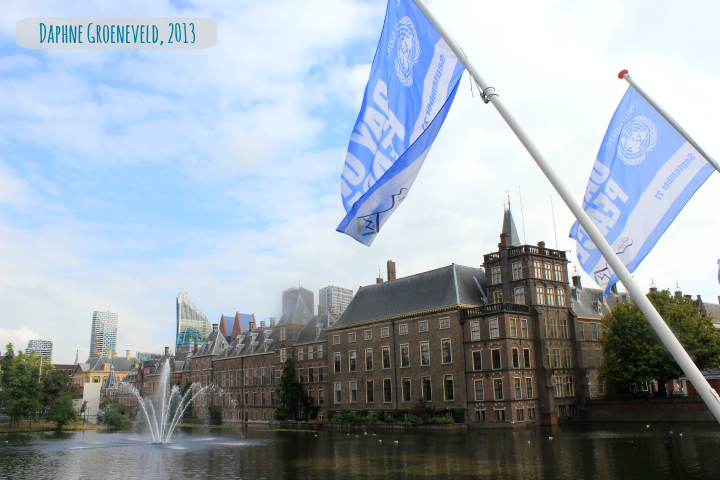 De Hofvijver in Den Haag | It's Travel O'Clock