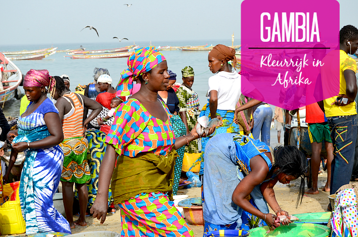 Gambia, kleurrijk in Afrika - It's Travel O'Clock