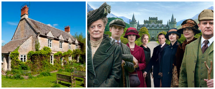 Downton Abbey film locations