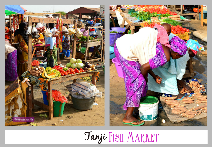 Tanji Fish Market - Gambia - It's Travel O'Clock