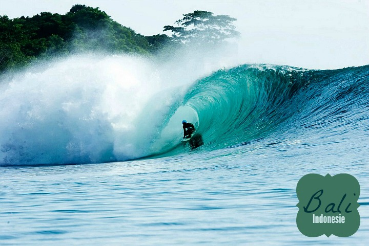 Surfing in Bali, Indonesia #surf | It's Travel O'Clock