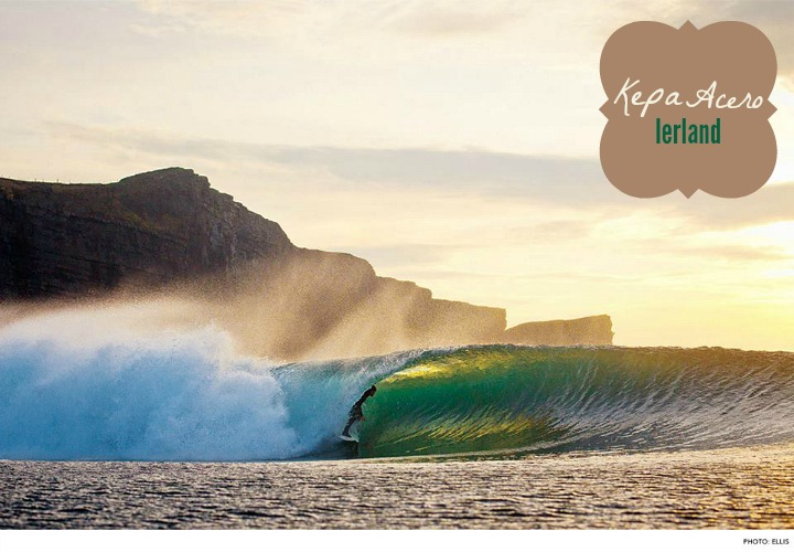 Surfen in #Ierland - Kepa Acero | It's Travel O'Clock