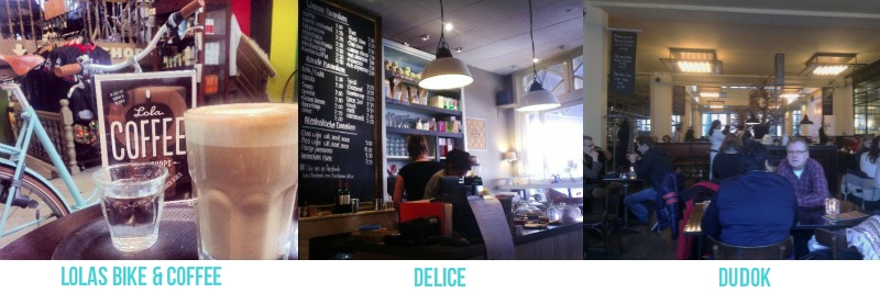 Lolas Bike & Coffee, Delice & Dudok - fijne koffietentjes in Den Haag | It's Travel O'Clock