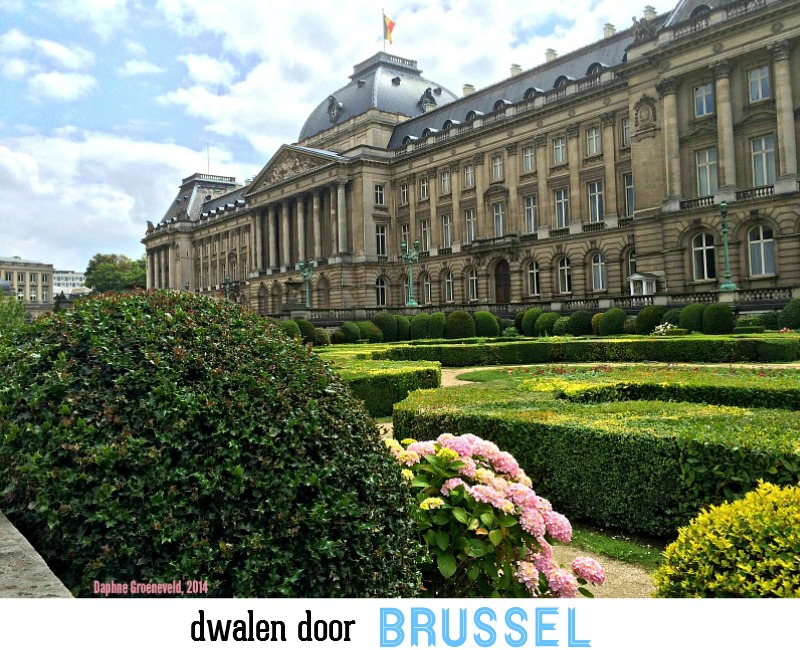 Sunkissed: dwalen door Brussel