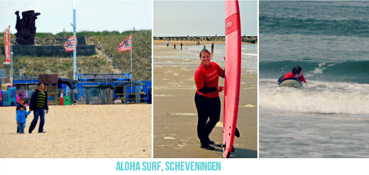 Surfen in Scheveningen met Aloha Surf | It's Travel O'Clock
