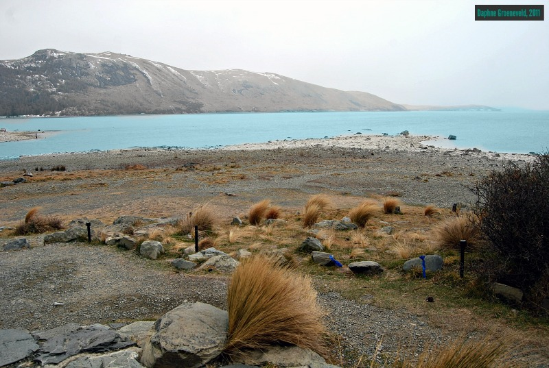 Lake Tekapo via www.traveloclock.nl