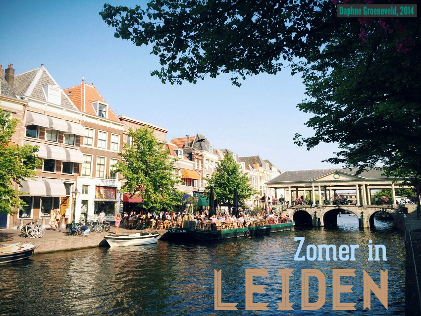 Zomer in Leiden | It's Travel O'Clock