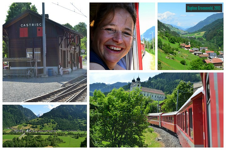 Treinreizen in Zwitserland met de Rhatische Bahn | It's Travel O'Clock