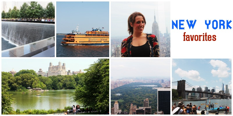 New York favorites - www.traveloclock.nl