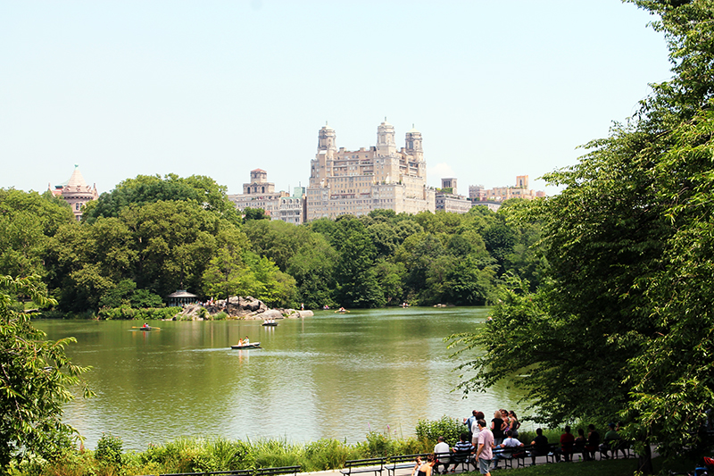 Central Park New York - www.traveloclock.nl