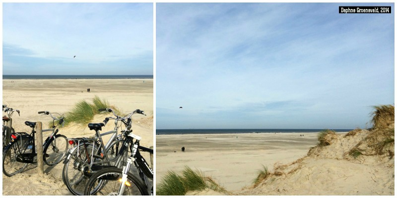 Fietsen op Terschelling - via It's Travel O'Clock