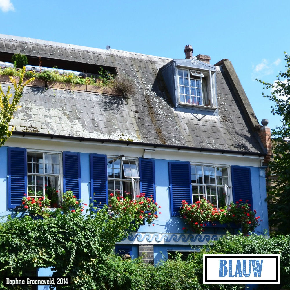 Het blauwe aspect van Londen - via It's Travel O'Clock