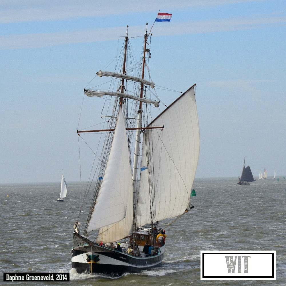 Het witte aspect van Terschelling - via It's Travel O'Clock