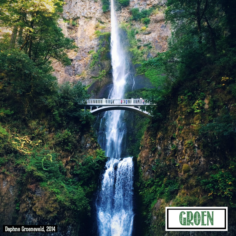 Het groene aspect van Oregon - via It's Travel O'Clock