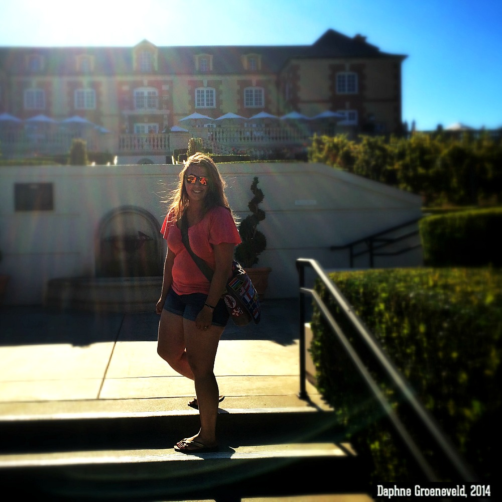 Domaine Carneros in Sonoma Valley - via It's Travel O'Clock