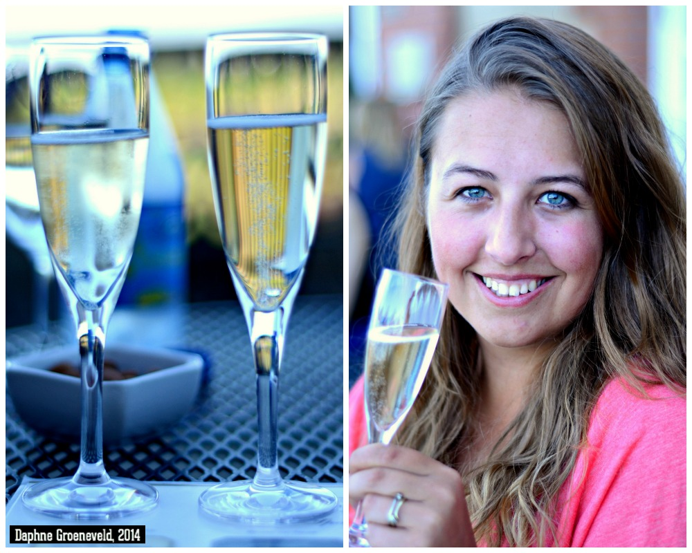 Sparkling wine tasting at Domaine Carneros in Sonoma Valley - via It's Travel O'Clock