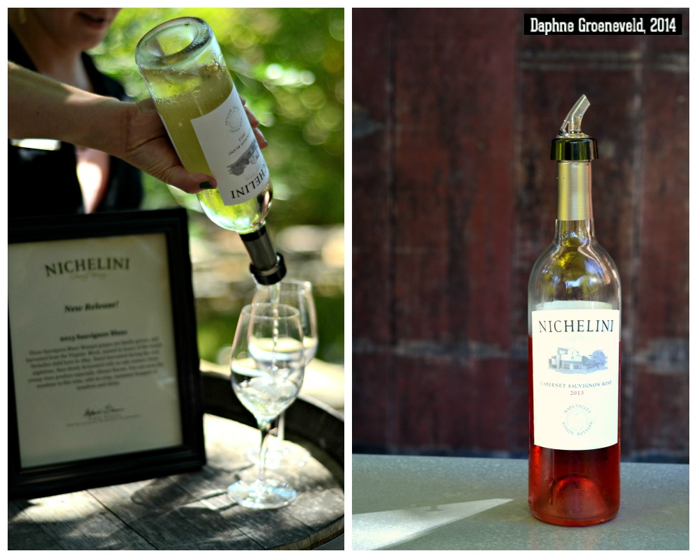 Wine tasting at Nichelini in Napa Valley - via It's Travel O'Clock