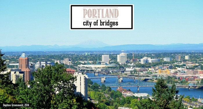 Sunkissed | Portland, city of bridges