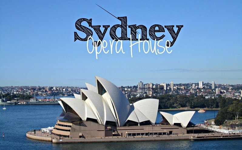 Sunkissed | Opera House in Sydney