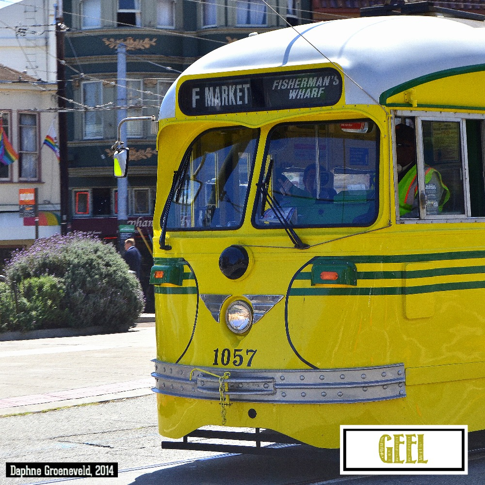 Het gele aspect van San Francisco - via It's Travel O'Clock
