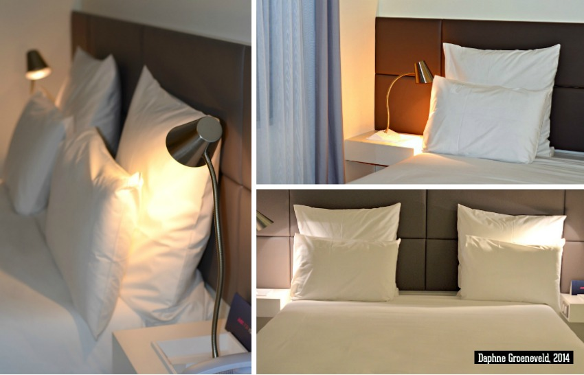 Comfortabel slapen bij Suite Novotel in Den Haag - via It's Travel O'Clock