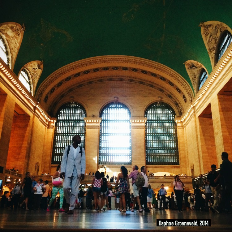 New York Central Station - via It's Travel O'Clock