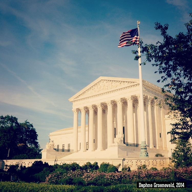 Supreme Court Washington D.C. - It's Travel O'Clock