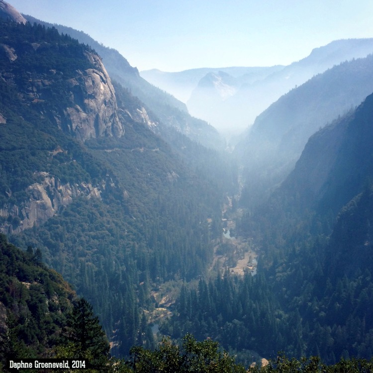 Yosemite National Park - via It's Travel O'Clock