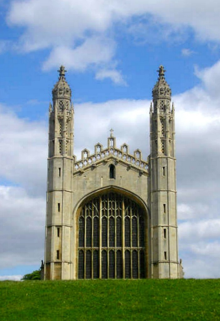 King's College in Cambridge - via It's Travel O'Clock