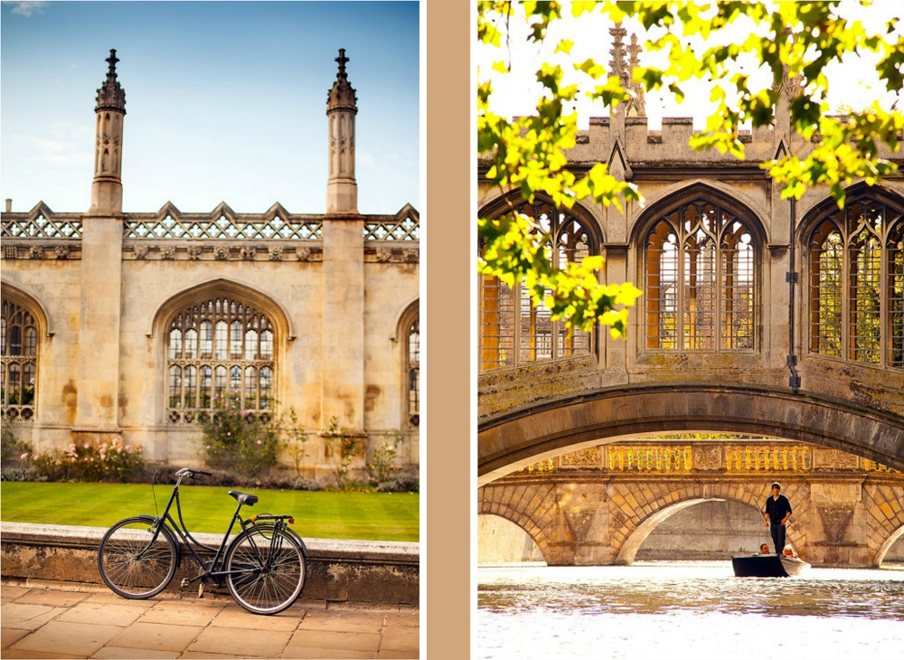 Cambridge, England - via I'ts Travel O'Clock
