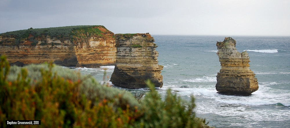 The magnificent Great Ocean Road in Australia | via It's Travel O'Clock