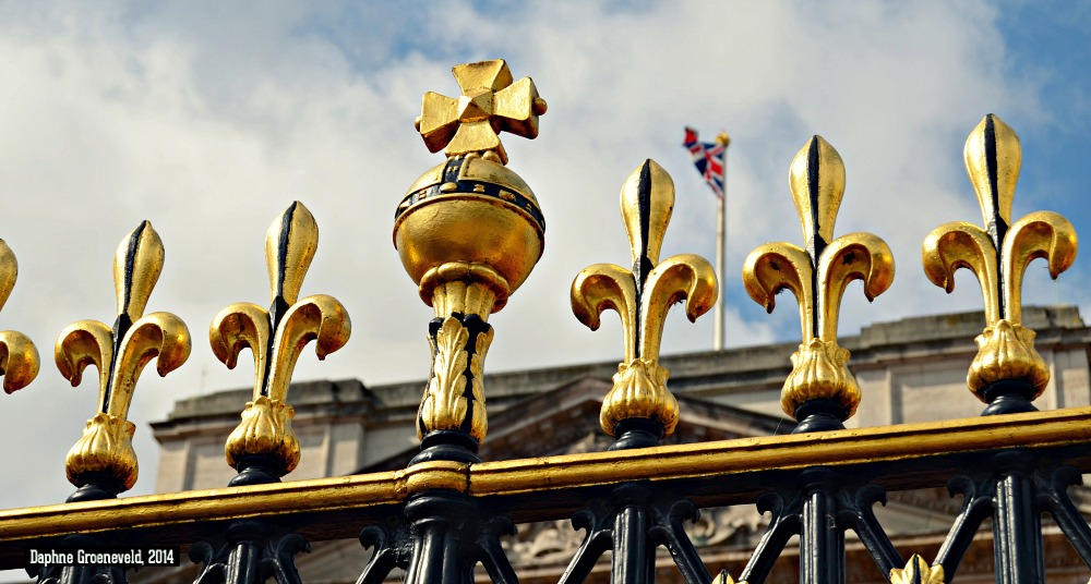 Buckingham Palace, Londen | via It's Travel O'Clock