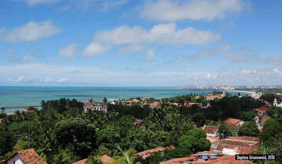 Olinda, Brazil - via It's Travel O'Clock