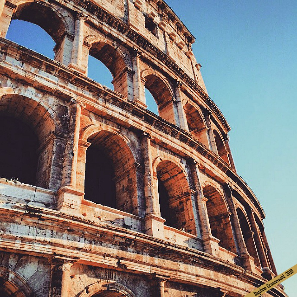 Colosseum, Rome | via It's Travel O'Clock