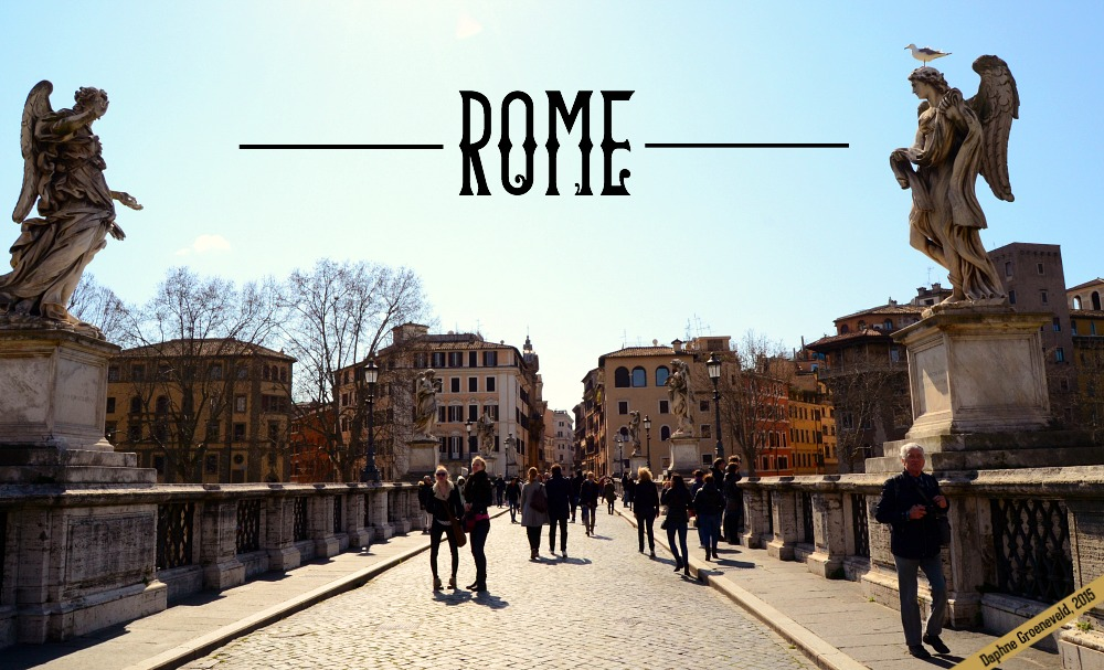 Rome, picture perfect | via It's Travel O'Clock