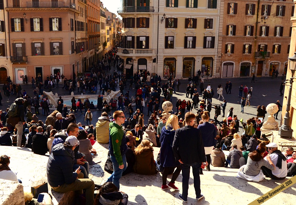 Spanish Steps in Rome | via It's Travel O'Clock