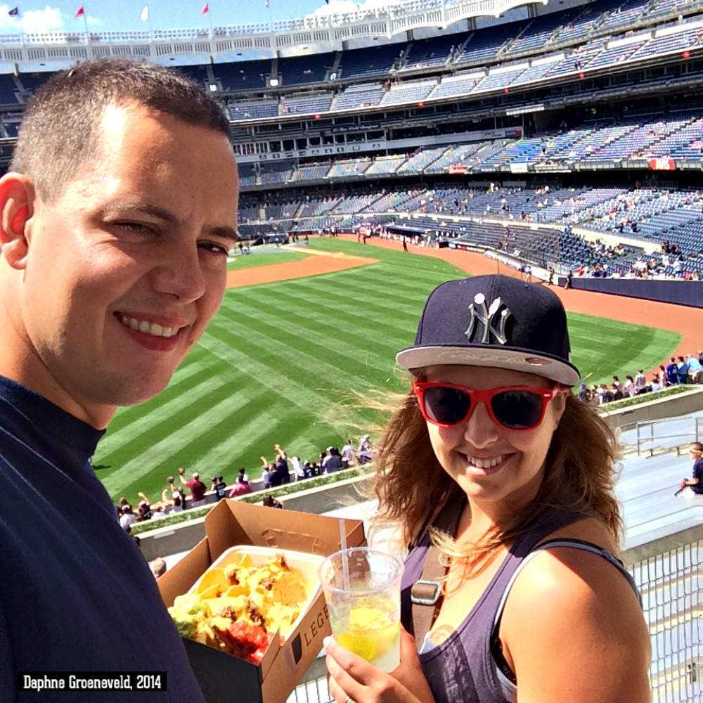 When in New York, visit a Yankees game | via It's Travel O'Clock
