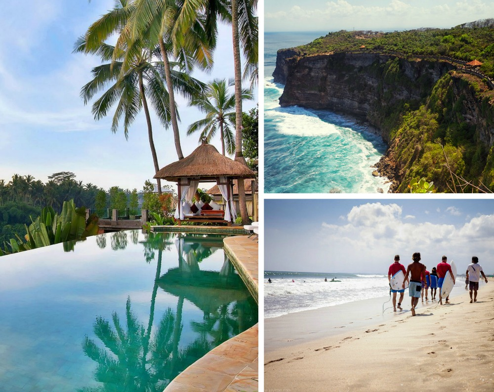 Droomvakantie op Bali | via It's Travel O'Clock